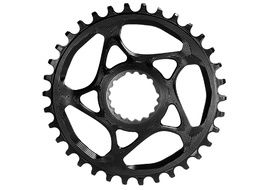 Absolute Black Narrow Wide Cannondale Spiderless Chainring Black 2018