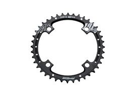 Reverse Components CW shiftable Race SL 2X10 Chainring Black