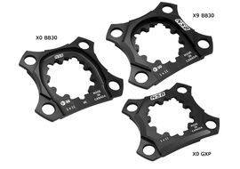 North Shore Billet 76 mm BCD 1X11 speed Spider for X9-X0-X01-XX1