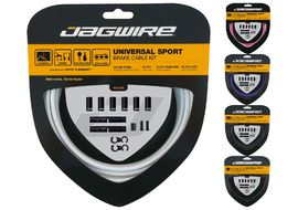 Jagwire Universal Sport brake housing and cables kit