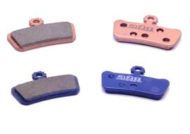 A2Z Brake pads for Avid Guide RSC / RS / R / XO Trail