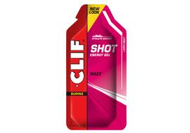 Clif Bar Shot Energy Gel Raspeberry