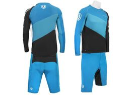Mondraker Enduro complete gear long sleeves Black / Blue