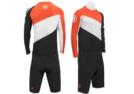 Mondraker Enduro complete gear long sleeves Black / Orange