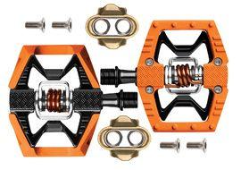 Crank Brothers Double Shot 2 Pedals Orange 2021