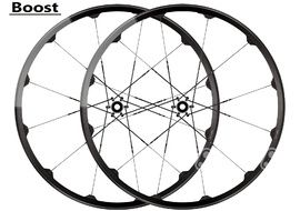 "Crank Brothers Iodine 2 Boost wheelset 27,5"" black / grey 2020"