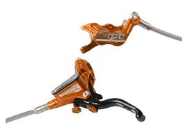 Hope Tech 3 E4 Front Disc Brake Orange 2021