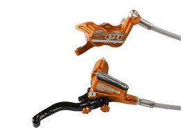 Hope Tech 3 E4 Rear Disc Brake Orange 2021