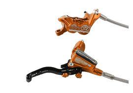 Hope Tech 3 V4 Rear Disc Brake Orange 2020