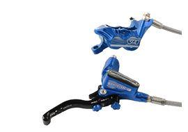 Hope Tech 3 V4 Rear Disc Brake Blue 2021