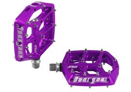Hope F20 Pedals Purple 2018