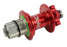Hope Pro 4 Rear Hub 32 Holes Red 2019