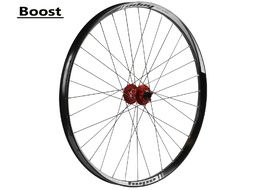 Hope Tech 35W Pro 4 front wheel 27,5'' Boost Red 2019