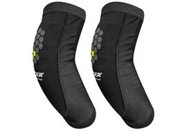 Racer Mountain Elbow Guards Black / Yellow