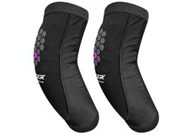 Racer Mountain Elbow Guards Black / Pink