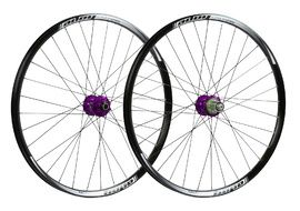 Hope Tech Enduro Pro 4 Wheelset 26'' Purple 2019