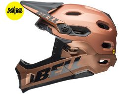 Bell Super DH MIPS helmet Brown / Black 2018