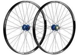 "Hope Tech 35W Pro 4 27,5"" Wheelset Blue 2019"