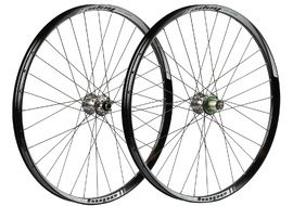 "Hope Tech 35W Pro 4 27,5"" Wheelset Silver 2017"