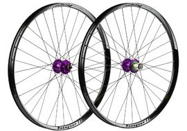"Hope Tech 35W Pro 4 27,5"" Wheelset Purple 2019"