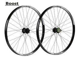 "Hope Tech 35W Pro 4 27,5"" Boost Wheelset Black 2017"