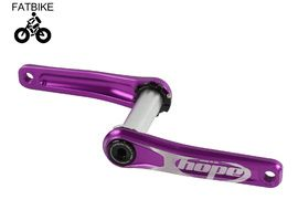 Hope Crank Arms for Fatbike Purple 2019