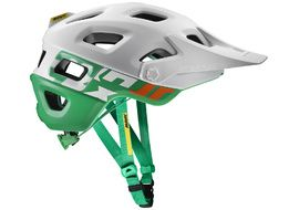 Mavic Crossmax Pro Helmet White and Green 2018