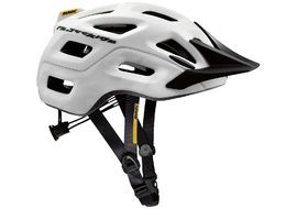 Mavic Crossride Helmet White 2018