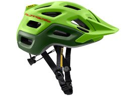 Mavic Crossride Helmet Lime 2018
