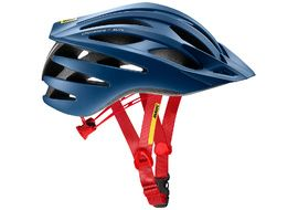 Mavic Crossride SL Elite Helmet Blue and Red - Size S 2018