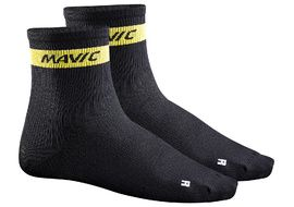 Mavic Cosmic Mid Socks Black 2018