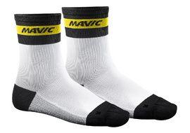 Mavic Ksyrium Carbon Socks White 2018