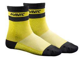 Mavic Ksyrium Carbon Socks Yellow 2018