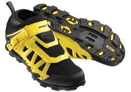 Mavic Crossmax XL Pro Shoes Yellow 2017