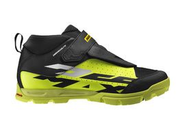 Mavic Deemax Elite Shoes Yellow Fluo 2018