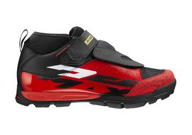 Mavic Deemax Elite Shoes Black and Red 2018