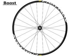 "Mavic Crossmax front wheel 27,5"" Boost 2018"