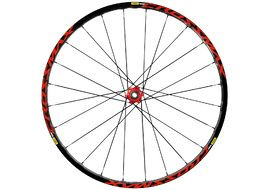 "Mavic Crossmax Elite rear wheel 29"" Red 2018"