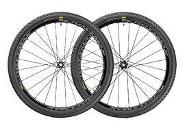 Mavic Crossmax Elite WTS Wheelset Black 27,5'' - Tires 2.10 2017