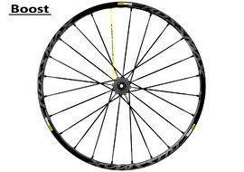 "Mavic Crossmax Pro rear wheel 29"" Boost 2018"