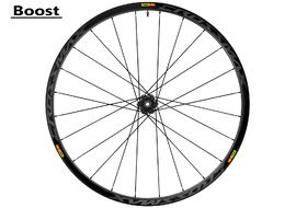"Mavic Crossmax Pro Carbon rear wheel 27.5"" Boost 2018"