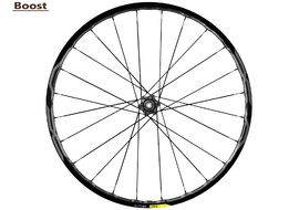 "Mavic XA Elite 27.5"" Boost Front Wheel Black 2018"