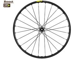 Mavic XA Elite 27,5+ Boost front wheel 2018