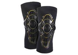 G-Form Pro X Pads Knee Black / Yellow 2018