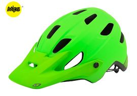 Giro Chronicle Helmet Lime 2018