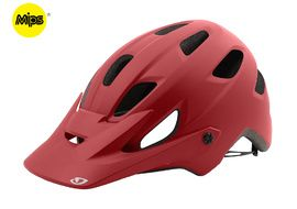 Giro Chronicle Helmet Mat Red 2018
