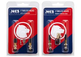Joe's No-Flats Tubeless valve (X2) 2018