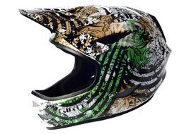 Giro Remedy CF Collage Helmet Carbon Size L