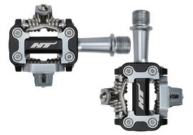 HT Components M1 Pedals Black 2018