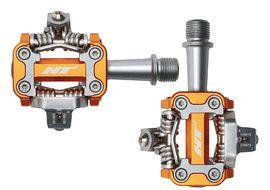 HT Components M1 Pedals Orange 2018